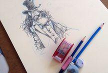 Character Design Plus / by Argemiro Junior