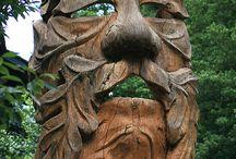 Woodwork / by Debbie Keskula Bohringer