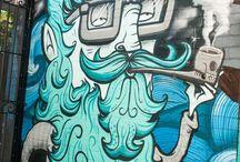 Street Art / by Desiree Vaniecia