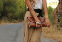 Style and Fashion  / by Krish Bonebrake