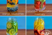 Healthier Foods/Drinks / by Caitlin Deters