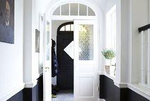 Entryway / by Robyn Eveleigh