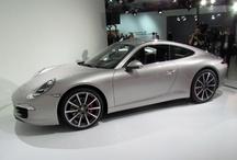 Porsche  / by Richard M Baker jr.