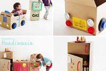 reciclaje niños / by Nemrac Drosacu
