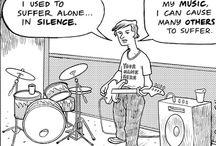 Guitar Humor / by Karen Haley