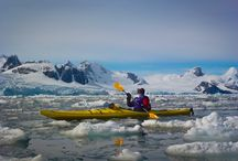Epic Paddles of The World / We love getting out on the water. There is no better way to explore the world than by paddling. Be it canoe, kayak or even white water rafting, here are some of our favourite locations around the world to paddle through the sea while taking in spectacular scenery.  / by The Planet D