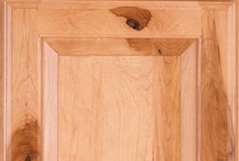 Rustic Maple Door Styles / by Schuler Cabinetry