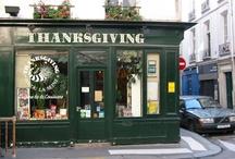 American food stuff in Paris / by Menu Monde