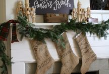 HOLIDAY DECOR / by Charissa Hogeland