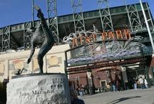 Baseball Stadiums / by Sean Flynn