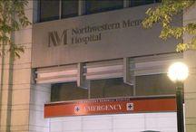 Northwestern Memorial In the News / by Northwestern Medicine