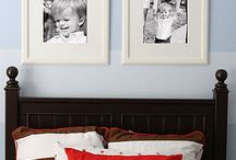 Boys Bedroom / by Susan Hitchner