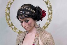 Tribal fusion  / by Alessandra Dall'Antonia