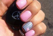 Nails Nails Nails <3 <3 <3 / by Stephanie Zabaljauregui