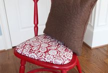 Creative Upcycled Chair Sweeps / by Craftbaby