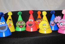 Sesame Street party / by Shana B