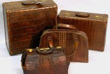 Luggage Trunks & Train Cases / by Dreamed of Clothing ... @dreamedofclothing.com