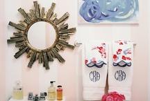 Bathroom Bliss / by Lisa Milam
