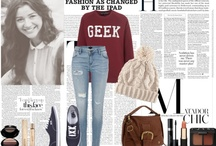 Outfit Ideas / by Kimberly Pitts