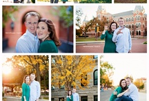 Engagement/Couple Poses / by Jensine Mata