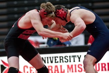 Mules Wrestling / by UCM Athletics