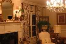 Living Room Ideas / by Teresa Bewley