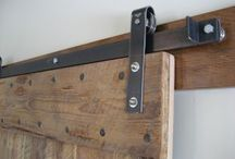 Hardware + Hooks / Door, cabinet and window hardware plus hooks / by Design Scout* for Graceful Habitats