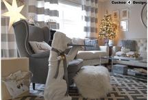 Christmas Inspiration / by DIYbyDesign
