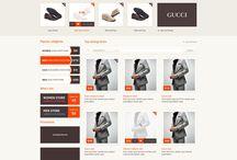 Webdesign / by Yoeri Hokken