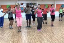 Dance Fitness with Neeli / Routines for my fitness class / by Neeli Faulkner