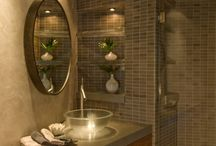 Bathrooms / by Cindy Hinds