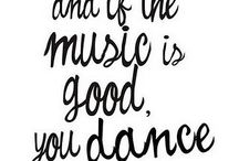 dance dance dance / by Armida Hudec