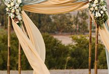Outdoor Wedding Florals / by Studio Passiflora