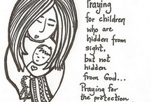 """Pro-Life / """"For you created my inmost being; you knit me together in my mother's womb."""" - Psalm 139:13   / by Gina Burpee"""