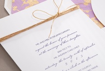 Wedding Invitations- Einvite-The Office GaL / A unique collection of wedding invitations, engagement party invitations, announcement cards on elegant papers. Hundreds of wedding invitation styles to select from. / by Wedding Bedazzle