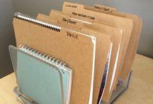 Ideas for Organizing / by Kristin Praeuner