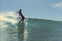 SURF / by TOSHIRO HAYAMA