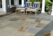 Outdoor Living Spaces / by Charles Luck Stone Center