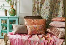 Bohemian Decor / Deep Colours and eclectic pieces / by Top Shelf Events