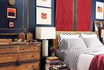 ...Bedrooms: Color / by Sandra Smith