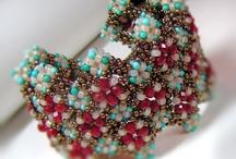 Beaded Bracelets / by Linda Jo Park