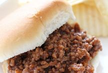 Ground Beef Recipes / by Caitlin Adkins