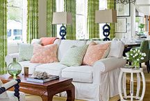 H Window Treatments / by Elizabeth Pickle
