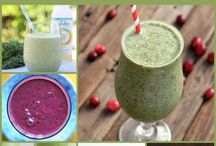Juicing & Smoothies! / by Alivia Utter