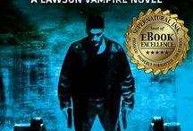 The Lawson Vampire Series - KINDLE US / by Jon F. Merz