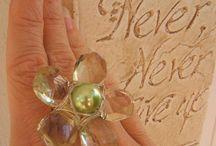 Jewelry designs and tutorials / by Stefanie Girard