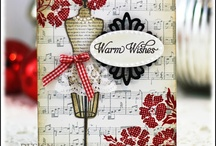 Cards & Tags with Dress forms & Dresses / by Sharron Moerke