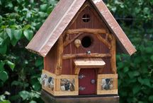 Birdhouses / by Barb