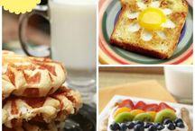 Breakfast / by Amanda Gore