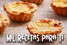 tartaletas / by Adriana Lucia Prada Rojas